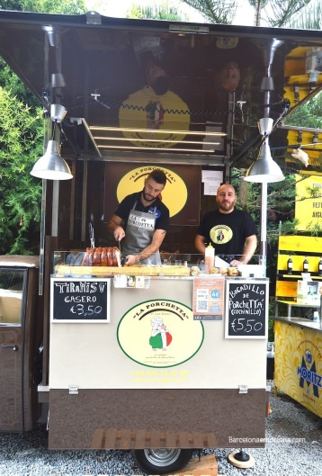 Food Trucks - La Porchetta